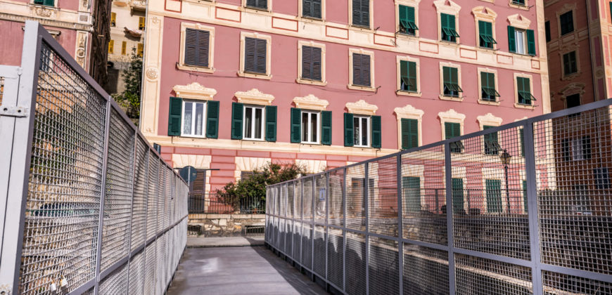 Camogli, Via Lorenzo Bozzo