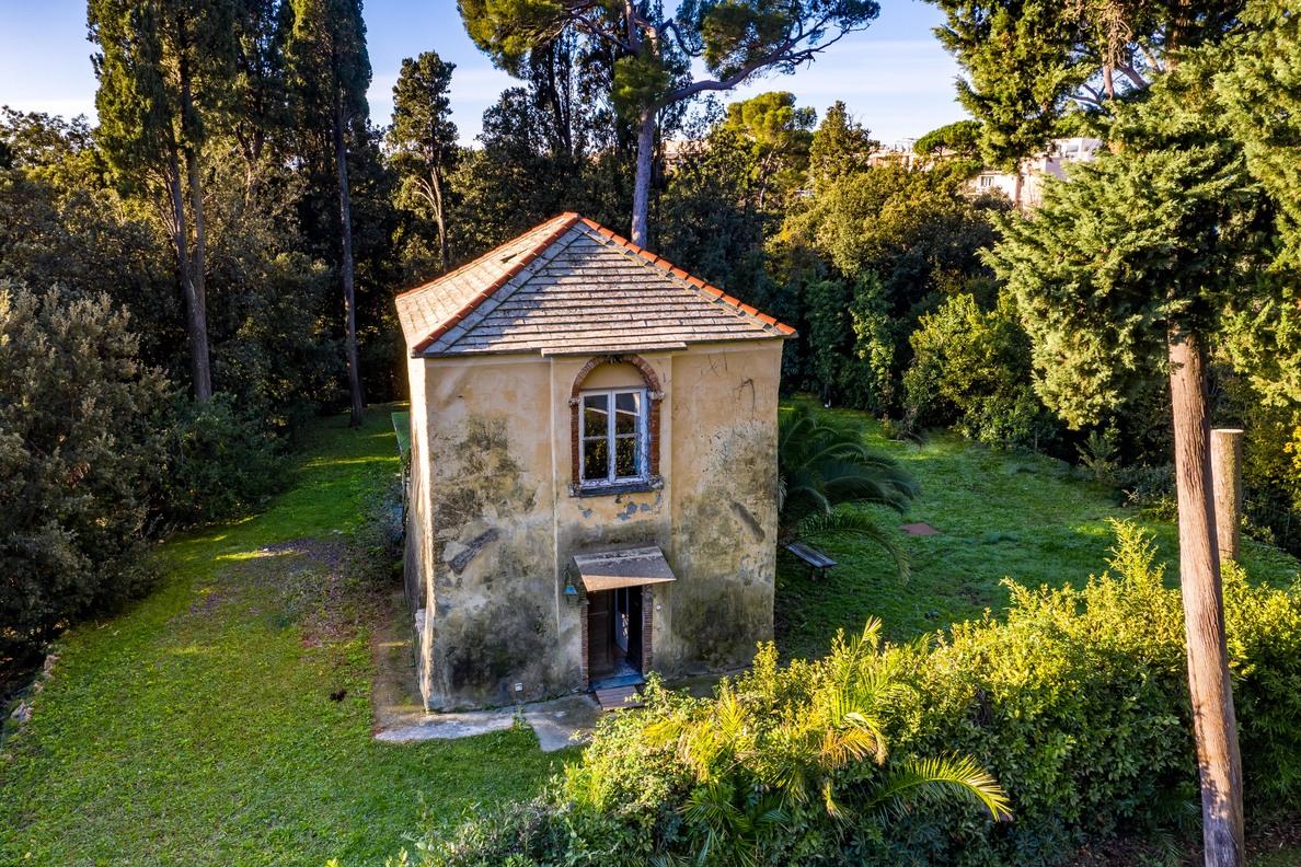 Torretta, Villa Paganini