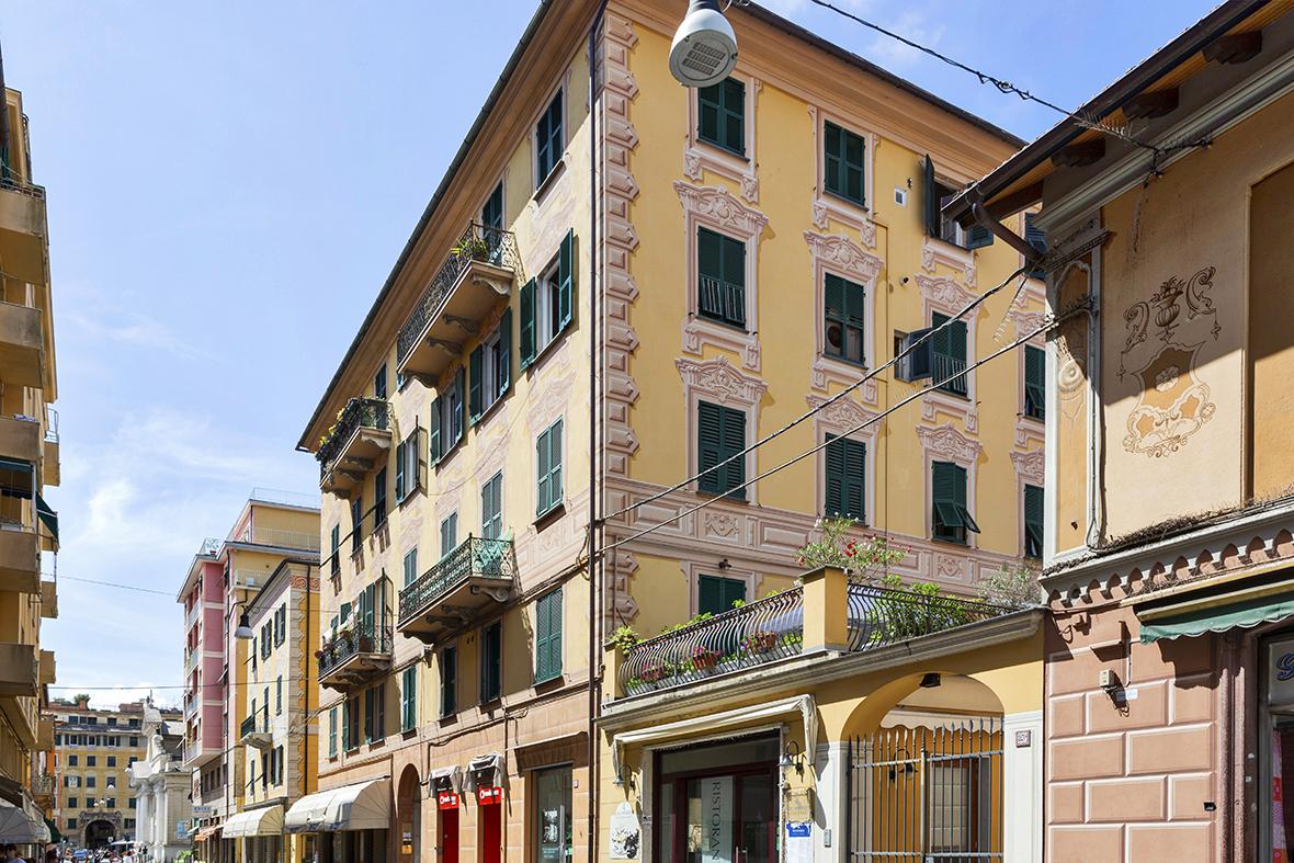 Trilocale in corso Italia
