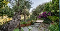 Nozarego vista mare e giardino
