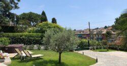Villa Giusti con giardino