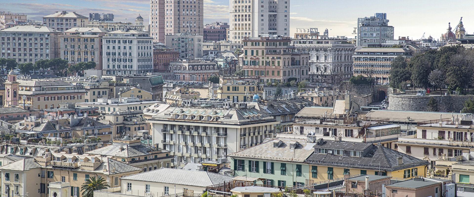 Genova centre