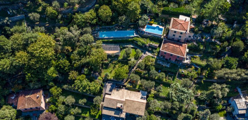 Villa San Rocco con piscina