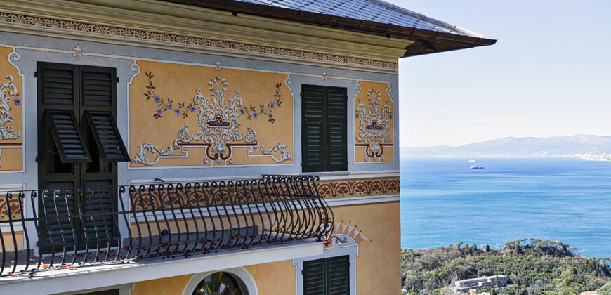 Attico di Villa Mirella
